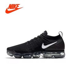 f4b7211534 Nike Air VaporMax Flyknit 2 Men Running Black / White Size 12 New In Box.  Condition is New with box.