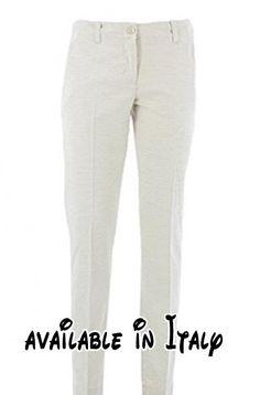 B072BXB8WL : Pantalone casual ARMANI JEANS Donna 3Y5P07 5N0AZ2928 Fantasia  EG0073Y5P07-5N0AZ2928_48.