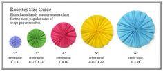 Craft Shop: Crepe Paper, Papel Crepe, Crepe Paper Flowers Supplies ...