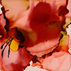 """Hibiscus"" by Katherine Smith-Schad  https://www.facebook.com/pages/FarmArt-by-Schad-Studio/152653478135041"