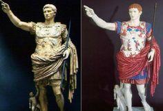 античная статуя.   Фото: maximonline.ru.