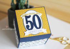 EXPLOSIONSBOX ZUM 50.GEBURTSTAG – HOTELGUTSCHEIN KREATIV VERSCHENKEN – paperlovedesign.com