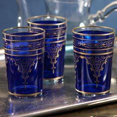 Enid Tea Glass