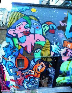 Global Street Art • Global Street Art: Walls Project