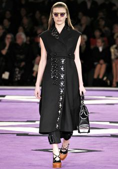 Prada A/W 12 Milan Fashion Week http://thestudio325.blogspot.com/2012/02/its-showtime-prada-aw12-milan-fashion.html