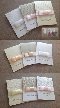 zaproszenia na chrzest lub ślub / wedding invitations