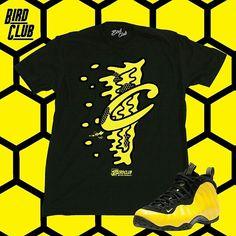 size 40 fd7ef bea7a Wu Tang Foam shiry by Bird Club