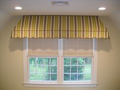 interior awning window treatment playroom pinterest