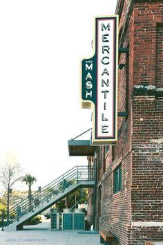 Mercantile & Mash | Charleston, SC
