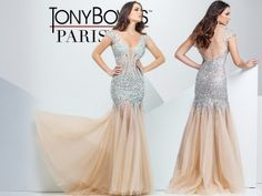 Sequin and Tulle  Sizes: 0 – 16