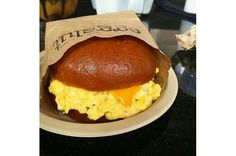 """<p>Yes, <strong><a href=""""http://www.thedailymeal.com/eggslut"""">their name</a></strong> is borderline ... - Instagram @Eggslut"""