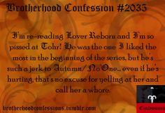 BDB Confession #2035