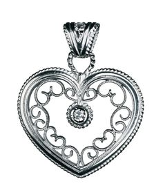 Open work and filigree jewelry