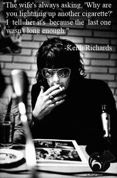 Keith Richards Quote 15