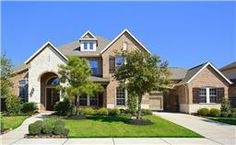 Large, David Weekly, semi-custom series in Cinco Ranch with a play room off of the kitchen and two bedrooms downstairs. 27434 Robillard Springs Ln Katy, TX 77494-3332 Katy, Texas. Dale Ross Realty Group.
