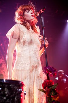 attend a Florence and the Machine concert