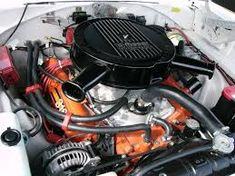 Poly 318 Powered 1966 Dodge Coronet 500 by RoadTripDog on DeviantArt Plymouth Satellite, Crate Motors, Bone Stock, Plymouth Fury, Dodge Coronet, Dodge Trucks, Car Engine, Motor Car, Muscle Cars