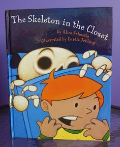 Bones storytime: The Skeleton in the Closet by Alice Schertle Flannel Boards, Cute Stories, Halloween Books, Baby Time, Story Time, Book Lovers, Skeleton, Winnie The Pooh, Childrens Books