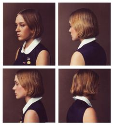 chloe sevigny with short hair