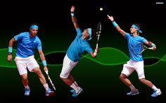rafael-nadal-amb-wallpapers Rafael Nadal, Running, Sports, Pictures, Wallpapers, Hs Sports, Photos, Keep Running, Why I Run