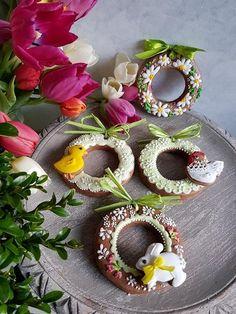 Summer Cookies, Cookies For Kids, Fancy Cookies, Cute Cookies, Easter Cupcakes, Easter Cookies, Easter Treats, Christmas Cookies, Easy Easter Desserts