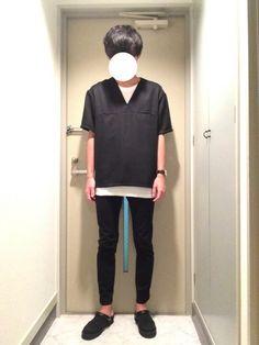 Yuta|HAREのTシャツ/カットソーを使ったコーディネート - WEAR