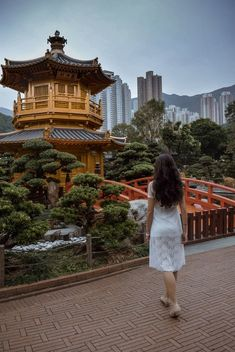 20 Things to do and see in Hong Kong Nan Lian Garden