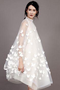 Kaviar Gauche 2015 Wedding Dresses — Papillon D'Amour Bridal Couture Collection Wedding Inspirasi Couture Collection, Bridal Collection, Dress Collection, 2015 Wedding Dresses, Bridal Dresses, Wedding Gowns, Pretty Dresses, Beautiful Dresses, Wedding Cape