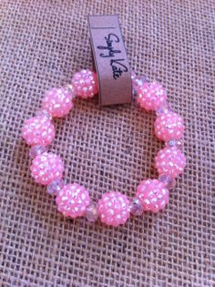 {Candied Coral} Bracelet -->> www.facebook.com/SimplyKate.Shop
