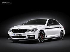 World Premiere: 2017 BMW 5 Series Sedan with M Performance accessories - http://www.bmwblog.com/2016/11/24/world-premiere-2017-bmw-5-series-sedan-m-performance-accessories/