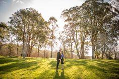 Natalie & Jake Autumn Adelaide Hills Engagement Photos