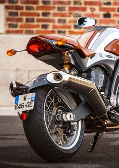 Midual Type 1 Motorcycle | Inspiration Grid | Design Inspiration
