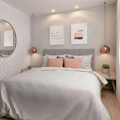 Bedroom Paint Colors, Room Decor Bedroom, Girls Bedroom, Master Bedroom, New Room, Sweet Home, House Design, Trends, Decoration