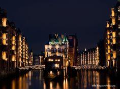 Photograph Hamburg Speicherstadt Wasserschloß by Dirk Buttgereit on 500px