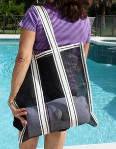 DIY Tote Bag - May Arts Wholesale Ribbon Company