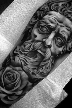 """The unexamined life is not worth living."" With these words, Socrates defended his actions in Plato's Apology as he was being tried for impiously corrupting the minds of the young.He was found guilty and sentenced to death for sharing his wisdom. #nextluxury #tattooideas #tattoodesigns"