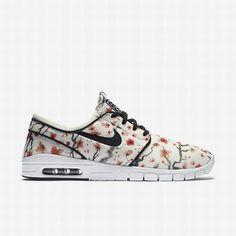 best sneakers 1a2da fd853  97.26 nike skateboarding zoom stefan janoski,Nike Mens Sail White Black  Stefan Janoski