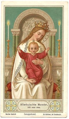 "douayrheims: ""  Whenever you pray to Jesus, Mary is very near """