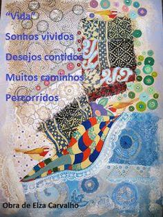 Pinturas e Poesias - A arte de Edmundo Cavalcanti: Vida-Poesia