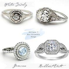 Antique Engagement Rings maryandrews