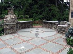 Top 50 Best Brick Patio Ideas - Home Backyard Designs