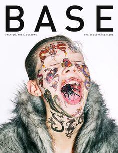 BASE Magazine, Cover