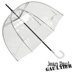 Limedrop - Durchsichtiger Regenschirm