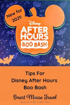 What is Disney After Hours Boo Bash vs Mickey's Not So Scary Halloween Party? Understand the difference and see our Boo Bash tips and tricks to get the most out of this pricey ticket. Scary Halloween, Halloween Party, Disney World Florida, After Hours, Family Travel, Ticket, Tips, Family Trips, Spooky Halloween