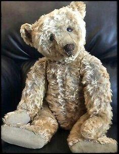 Antique Teddy Bears, Love Bears All Things, Charlie Bears, Cute Teddy Bears, Planner Template, Meal Planner, Art Dolls, Folk Art, Goodies
