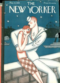 "New Yorker / ""May 29, 1926"" di Stanley W. Reynolds"