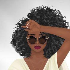 Why your hair texture changes Source by iHersheyKiss idea black girl Black Love Art, Black Girl Art, My Black Is Beautiful, Black Girls Rock, Art Girl, Black Art Painting, Black Artwork, Natural Hair Art, Natural Hair Styles