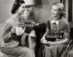 Hilarious sarcastic images Are you fluent in BS PMSLweb Retro Humor, Vintage Humor, Funny Quotes, Funny Memes, Jokes, Life Quotes, Sarcasm Quotes, Gym Memes, Gym Humor