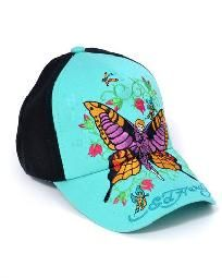 $30.50 Ed Hardy Embroidered Cap Size OS