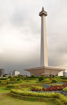 National Monument, Jakarta, Indonesia, #Jakarta #Indonesia,